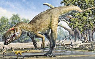 Ο τορβόσαυρος ήταν ο μεγαλύτερος σαρκοβόρος δεινόσαυρος που έζησε ποτέ σε ευρωπαϊκό έδαφος. Απολιθώματα του μήκους 10 μέτρων και βάρους 5 τόνων διπόδου ανακαλύφθηκαν από ερασιτέχνη παλαιοντολόγο στην Πορτογαλία. Ο τορβόσαυρος έζησε στην ιουρασική περίοδο, πριν από 150 εκατομμύρια χρόνια, προηγήθηκε, δηλαδή, κατά 80 εκατομμύρια χρόνια του τυραννόσαυρου Ρεξ.