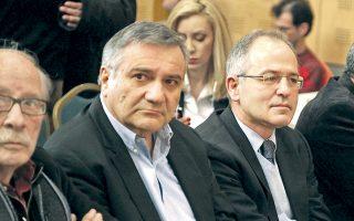Το μεγάλο comeback! O Xάρης ο Καστανίδης (δεύτερος από αριστερά) και πάλι μαζί μας για νέες περιπέτειες.