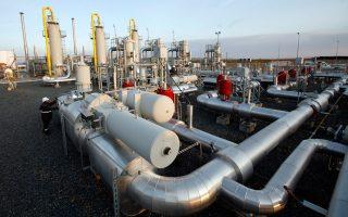 Η κατασκευή του έργου αναμένεται στα τέλη του 2015 με αρχές του 2016 και ο αγωγός θα είναι έτοιμος να δεχθεί αέριο τέλος του 2019 με αρχές του 2020.