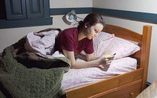 Η Τζίλιαν ντος Σάντος στην Κολούμπια του Μιζούρι ανήκει στην κατηγορία των μαθητών που ζητούν το σχολείο να ξεκινάει αργότερα το πρωί.
