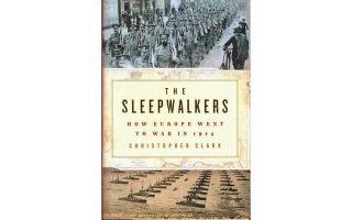 Το βιβλίο του Κρίστοφερ Κλαρκ αναλύει τα αίτια του πολέμου.