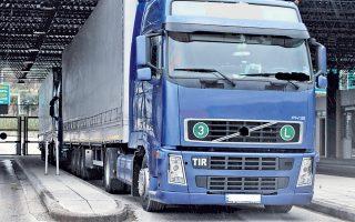 Τα φορτηγά εντοπίστηκαν στο λιμάνι της Ηγουμενίτσας, ενώ οι δύο Τούρκοι οδηγοί συνελήφθησαν.