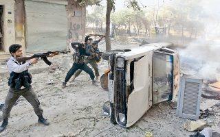 Στις φλόγες του συριακού εμφύλιου πολέμου οι αμερικανικές υπηρεσίες «βλέπουν» τις σπίθες μελλοντικών επιθέσεων στη Δύση.