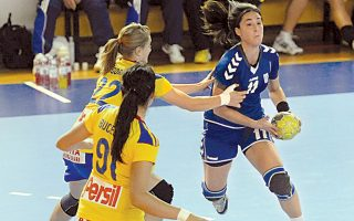 Το αντιπροσωπευτικό μας συγκρότημα νίκησε το Βέλγιο με 25-21 και προκρίθηκε στους ημιτελικούς του διεθνούς τουρνουά χάντμπολ γυναικών.