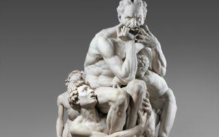 «Ο Ουγκολίνο και οι γιοι του» (Μητροπολιτικό Μουσείο, Νέα Υόρκη).