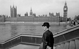Houses of Parliament, London 1966 ©Milon Novotny