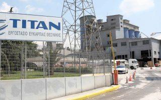 Στη μεγαλύτερη εγχώρια τσιμεντοβιομηχανία, τον Τιτάνα, ο βασικός μέτοχος, Ανδρέας Κανελλόπουλος, ελέγχει το 12,790% και στοχεύει να ενισχύσει τις εργασίες της εταιρείας κυρίως στις ΗΠΑ...