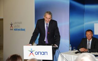 Ο νέος πρόεδρος και διευθύνων σύμβουλος ΟΠΑΠ Α.Ε., Kamil Ziegler.