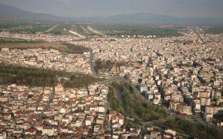 Στη Λάρισα οι τιμές των κατοικιών καταγράφουν συνολική πτώση από την αρχή της κρίσης μέχρι το τέλος του 2013, που ανέρχεται έως 29,5%