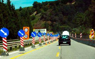 Ο αυτοκινητόδρομος Κορίνθου - Τρίπολης - Καλαμάτας και Λεύκτρου - Σπάρτης, συνολικού μήκους 205 χλμ., ξεκίνησε να (ανα)κατασκευάζεται το 2008 με αρχικό ορίζοντα ολοκλήρωσης τον Σεπτέμβριο του 2012.