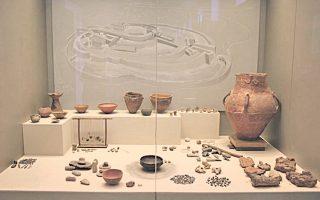 Προϊστορικές Συλλογές του Εθνικού Αρχαιολογικού Μουσείου