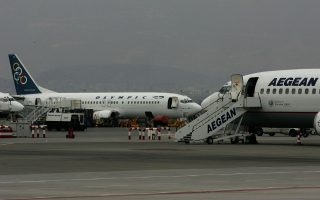 H Aegean Airlines απαντά στις νέες προκλήσεις του ανταγωνισμού με προσφορές χαμηλών ναύλων, ενώ διαμηνύει ότι το προϊόν της δεν είναι συγκρίσιμο με αυτό μιας εταιρείας χαμηλού κόστους.