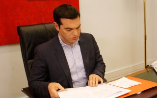 Ο κ. Τσίπρας ζητεί εξηγήσεις από τον πρωθυπουργό για το θέμα Μπαλτάκου.