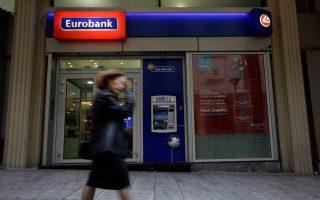Μετά τη γενική συνέλευση των μετόχων και την έγκριση των όρων της αύξησης από το ΤΧΣ, στις 14 Απριλίου, η διοίκηση της Eurobank σχεδιάζει roadshow σε Ηνωμένες Πολιτείες και Ευρώπη.