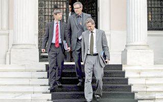 Τα συμφωνηθέντα μεταξύ κυβέρνησης-τρόικας για το επικαιροποιημένο μνημόνιο οδηγούν σε αναπροσαρμογές και μεταρρυθμίσεις.