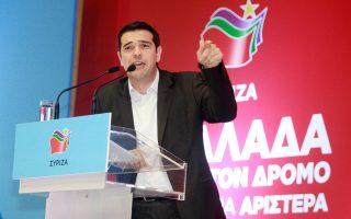 Η εσωκομματική αντιπολίτευση δεν άκουσε με μεγάλη ευχαρίστηση την αναφορά του κ. Αλέξη Τσίπρα, ότι στόχος του ΣΥΡΙΖΑ είναι να καταλάβει την πρώτη θέση στις ευρωεκλογές «έστω και με μία ψήφο διαφορά».