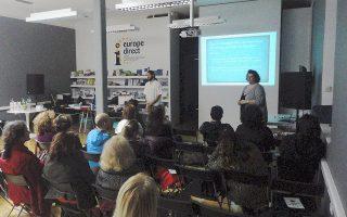Η «Μετάπλασις», Χώρος Ανοιχτού Διαλόγου, λειτουργεί στην Αθήνα από τις 27 Φεβρουαρίου.