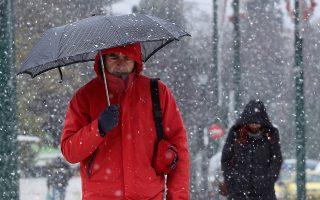 Ο ανοιξιάτικος χιονιάς δεν είναι πρωτόγνωρο φαινόμενο για την Ελλάδα.