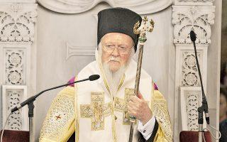 Ο Οικουμενικός Πατριάρχης κ.κ. Βαρθολομαίος θα βρεθεί στη Γερμανία για να λαμπρύνει με την παρουσία του τις εκδηλώσεις συμπλήρωσης 50 ετών λειτουργίας και δράσης της Ιεράς Μητροπόλεως Γερμανίας.