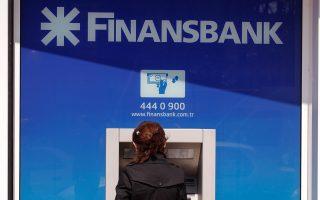 Τα αποτελέσματα του α΄ τριμήνου επιβεβαιώνουν τη δυναμική πορεία της Finansbank, καθώς παρά τις προκλήσεις παρουσίασε σημαντικά κέρδη (κόντρα στις ζημίες που προέβλεπε το stress test).