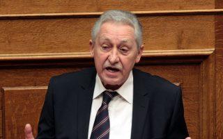 Ο κ. Φ. Κουβέλης κάλεσε την κυβέρνηση «να αλλάξει ρότα».