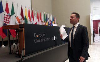 Στο Eurogroup της 5ης Μαΐου, ο υπουργός Οικονομικών, Γιάννης Στουρνάρας, θα διεκδικήσει μέτρα ελάφρυνσης του ελληνικού χρέους, τoνίζοντας στους ομολόγους του ότι δεν μπορούν να υπεκφεύγουν τη στιγμή κατά την οποία η Αθήνα έκανε και με το παραπάνω όσα είχε δεσμευτεί.