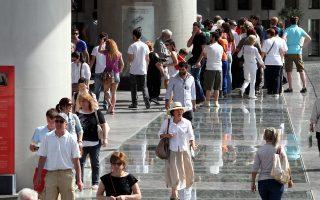 Το Μουσείο της Ακρόπολης είναι ένας από τους δυο-τρεις προορισμούς που προτιμούν οι τουρίστες στην Αθήνα.