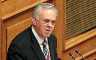 Ο βουλευτής του ΣΥΡΙΖΑ Γιάννης Δραγασάκης.