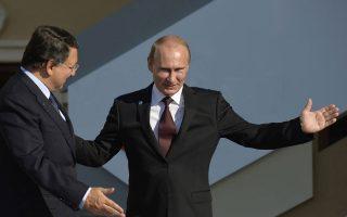 Ο πρόεδρος της Κομισιόν, Ζοζέ Μανουέλ Μπαρόζο, στην επιστολή του προς τον Ρώσο πρόεδρο, Βλαντιμίρ Πούτιν, τονίζει ότι όταν πρόκειται για την ενέργεια, οι σχέσεις πρέπει να βασίζονται στις αρχές της αμοιβαιότητας, της διαφάνειας, της δικαιοσύνης.