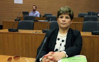 Η νέα επικεφαλής της Κεντρικής Τράπεζας, Χρυστάλα Γιωρκάτζη, πρέπει να αντιμετωπίσει το υψηλό ποσοστό κόκκινων δανείων.