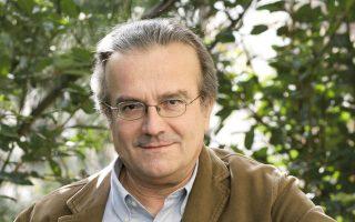 «Η λογοτεχνία βγαίνει από την ψυχή, κανένα τεχνολογικό μέσο δεν μπορεί να τη μιμηθεί», είπε ο Αρης Δαβαράκης.