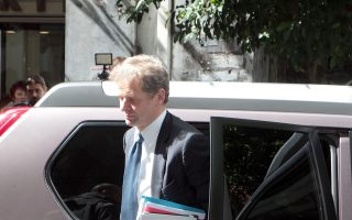 Ο εκπρόσωπος του ΔΝΤ στην Τρόικα Πολ Τόμσεν