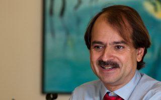 Ο συνιδρυτής του Ινστιτούτου METRICS (Meta-Research Innovation Centre), Γιάννης Ιωαννίδης.