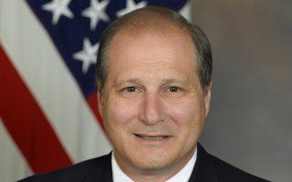 Ο πρώην πρέσβης των ΗΠΑ στην Τουρκία, Ερικ Εντελμαν.