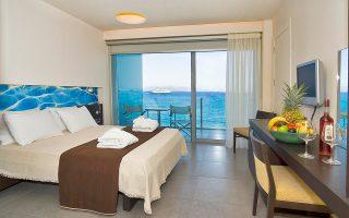 Η αγορά των 4άστερων και 5άστερων ξενοδοχείων έχει ήδη από τις αρχές του 2013 περάσει σε θετικά πρόσημα,