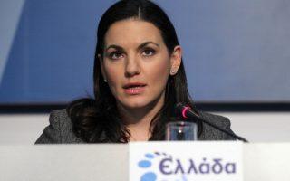 Η υπουργός Τουρισμού Ολγα Κεφαλογιάννη και ο  αναπληρωτής υπουργός Περιβάλλοντος, Ενέργειας και Κλιματικής Αλλαγής Σταύρος Καλαφάτης παρουσιάζουν σε συνέντευξη Τύπου το Ειδικό Χωροταξικό σχέδιο για τον Τουρισμό, Αθήνα Πέμπτη 13 Δεκεμβρίου 2012. ΑΠΕ-ΜΠΕ/ΑΠΕ-ΜΠΕ/ΟΡΕΣΤΗΣ ΠΑΝΑΓΙΩΤΟΥ