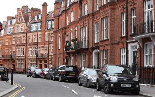 Στους τελευταίους 12 μήνες οι τιμές στο Λονδίνο έχουν αυξηθεί κατά 18%.
