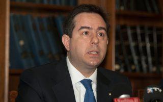 Στο εξαιρετικό επίπεδο των σχέσεων Ελλάδας - Κίνας αναφέρθηκε στην ομιλία του ο υφυπουργός Ανάπτυξης Νότης Μηταράκης.