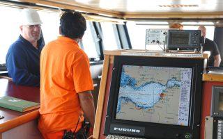 Το νορβηγικό ερευνητικό πλοίο NORDIC EXPLORER πραγματοποίησε έρευνες για κοιτάσματα υδρογονανθράκων στη θαλάσσια περιοχή του Ιονίου και νότια της Κρήτης.
