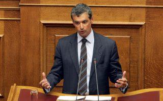 Ο υποψήφιος Δήμαρχος Αθηνών, Άρης Σπηλιωτόπουλος.