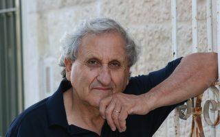 Ο Ισραηλινός συγγραφέας Αβραάμ Β. Γεοσούα