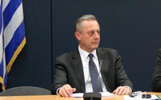 Ο υφυπουργός Υγείας Αντώνης Μπέζας.