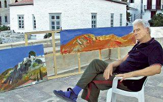 O Παναγιώτης Tέτσης, κορυφαίος ζωγράφος, ακαδημαϊκός μιλά στο ντοκιμαντέρ για το έργο του, που είναι η ζωή του, στη δημιουργική διαδρομή που συνεχίζεται. H ταινία ακολουθεί τα βήματά του, κυριολεκτικά και μεταφορικά...