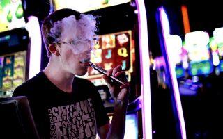 Και δεύτερη μελέτη, που πρόκειται να δημοσιευθεί, καταλήγει στα ίδια συμπεράσματα για τα ηλεκτρονικά τσιγάρα.