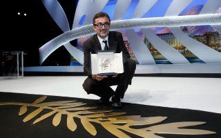 Ο Τούρκος σκηνοθέτης Νουρί Μπίλγκε Τζεϊλάν, ιδιαιτέρως αγαπητός στους Ελληνες σινεφίλ, βραβεύτηκε με Χρυσό Φοίνικα.