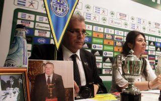 Στις 2 Ιουνίου θα γίνουν τα αποκαλυπτήρια προτομής του Πούσκας στο γήπεδο της Λεωφόρου.