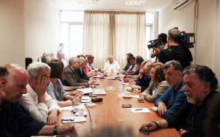 Ολα παραμένουν ανοιχτά στη ΔΗΜΑΡ, χωρίς να αποκλείεται ακόμη και το ενδεχόμενο της διάσπασης, μετά τη χθεσινή μαραθώνια κοινή συνεδρίαση της κοινοβουλευτικής της ομάδας και της Εκτελεστικής Επιτροπής του κόμματος.