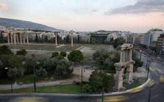 Η Αθήνα έχει τις βάσεις, έχει την ιστορία και πολλά εφόδια για να μπορέσει να ξεπεράσει τα μεγάλα προβλήματα των τελευταίων ετών.