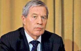 «Ολα θα κριθούν από την αξιοπιστία, την εμπιστοσύνη και τη φήμη» τονίζει στην «Κ» ο κ. Γιούργκεν Φίτσεν, συνδιευθύνων σύμβουλος της Deutsche Bank.
