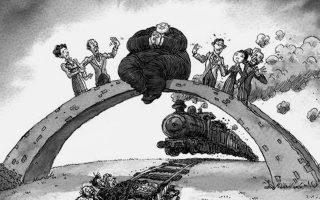 Εάν κάποιος σπρώξει τον εύσωμο να πέσει, θα «φρενάρει» το τρένο και θα σωθούν πέντε άνθρωποι. Αυτό το ηθικό πρόβλημα οδήγησε ερευνητές να ανακαλύψουν το πώς παίρνει τις αποφάσεις το μυαλό.